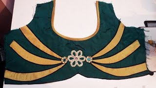 Download Wedding Designer Blouse Making  Cutting And Stitching( DIY) 3Gp Mp4