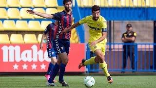 Resumen Villarreal B 1-1 Gavà