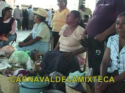 CARNAVAL 2011 -  [ MERCADO DE SAN JERONIMO XAYACATLÁN )