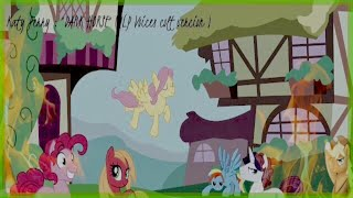"Katy Perry : ""DARK HORSE"" (MLP Voices colt vercion )"