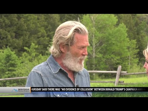Living In The Future's Past - A Visit With Jeff Bridges