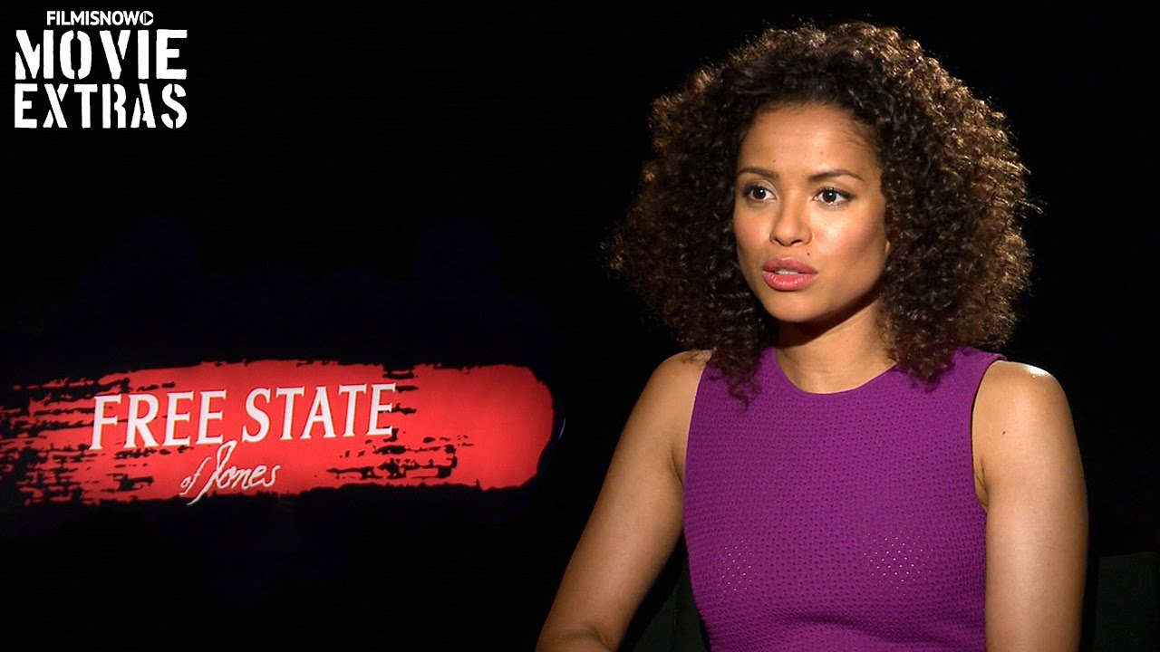 Gugu Mbatha-Raw talks about Free State of Jones (2016)