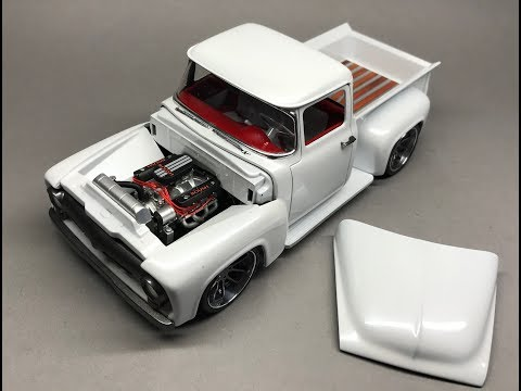 Revell: Foose Ford F-100 Full Build Step by Step