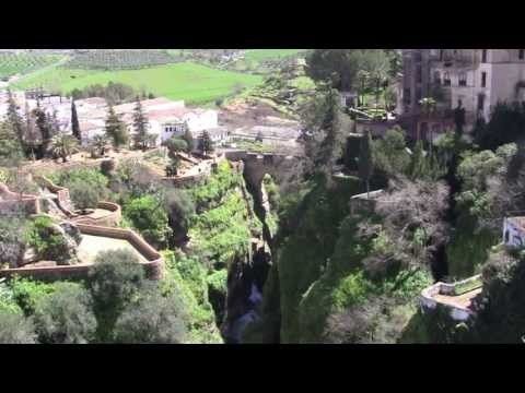 Ronda, Andalusia, Spain – 6th April, 2013