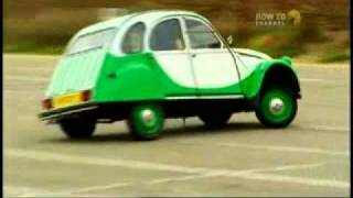How to topple over a 2cv | Como volcar un 2CV
