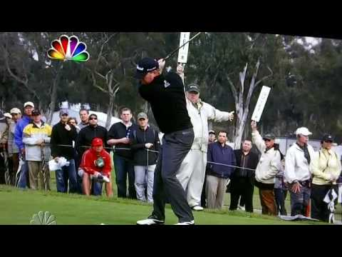 Steve Stricker Super Slow Motion Swing Video