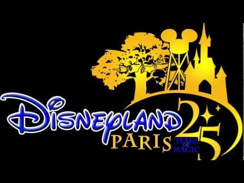 Disneyland W Paryżu Zaprasza Na Swoje 25 Urodziny !