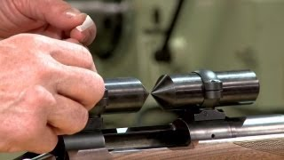 Gunsmithing - How to Lap Scope Rings Presented by Larry Potterfield of MidwayUSA