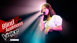 ออย - I Just Called To Say I Love You - Blind Auditions - The Voice Thailand 2019 - 16 Sep 2019