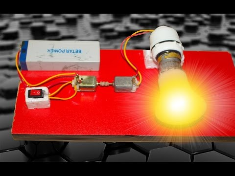 How to make a energy Generator at home thumbnail