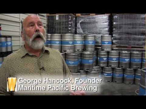 Understanding The Business of Running A Brewery Today w/ Maritime Pacific Brewing Co's Owner