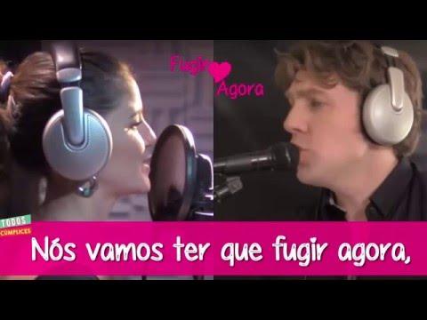 Fugir Agora (Safira E Geraldo) Com Letra  - Nando Pradho E Dani Moreno