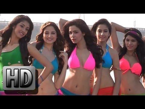 Pond's Femina Miss India 2013 Unveiling bikini Photoshoot