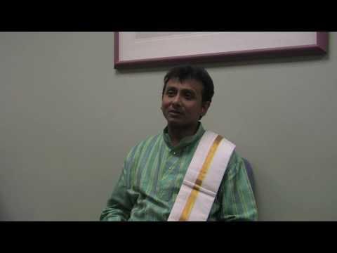 P. Unnikrishnan Interview video