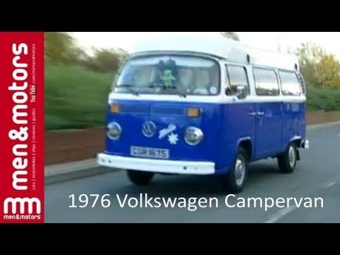 1976 Volkswagen Bay Window Campervan Review