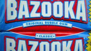 Watch Bazooka Joe The Bazooka Bubble Gum Song video