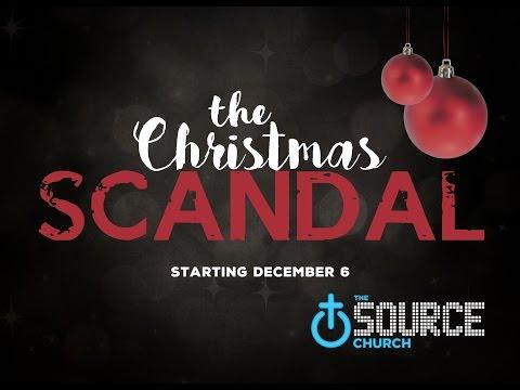 The Christmas Scandal:  A Scandalous Start