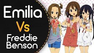 Emilia Vs Freddie Benson! // HO-KAGO TEA TIME - Kira Kira Days (Kagetsu) [Shiawase!!]