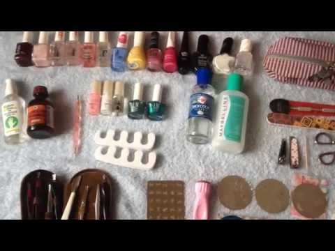 Лаки для ногтей и их хранение