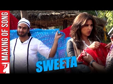 Kill Dil Leaks - Making Of The Song - Sweeta