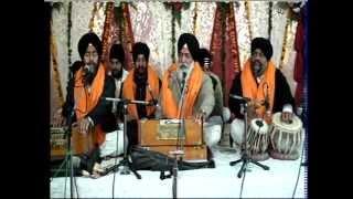 5vaan mahan kirtan darbar at rupnagar,india(PB) 31december 2012  14th part