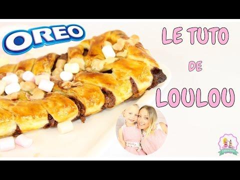 RECETTE TRESSE CHOCOLAT OREO GUIMAUVE - FACILE ET RAPIDE
