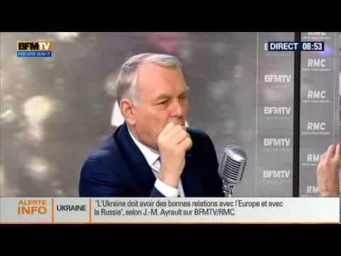Bourdin Direct : Jean-Marc Ayrault - 06/03
