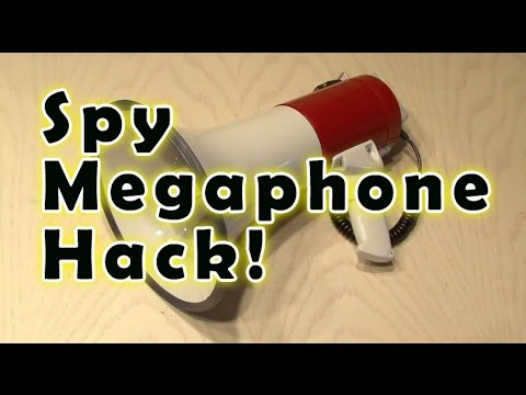 Spy Megaphone Hack