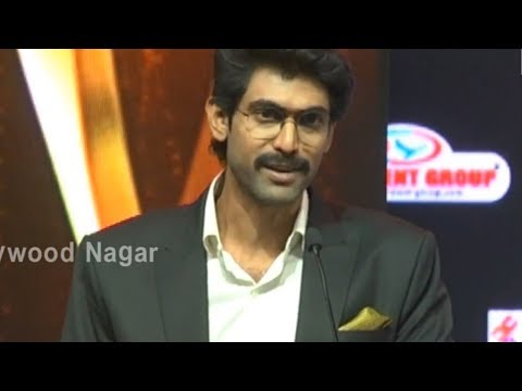 RANA Daggubati at SIIMA Awards Function | SIIMA AWARDS 2018 Curtain Raiser | Tollywood Nagar