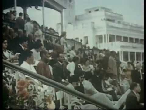 H H the Dalai Lama' Visit to India 1956 -57. Documentary Film