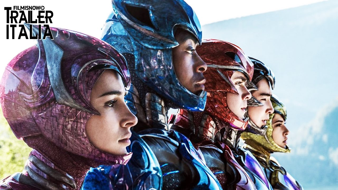 POWER RANGERS | Trailer Ufficiale in versione originale [HD]