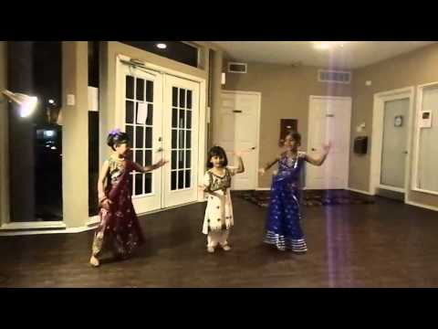 Hindi Songs Kids Dance video