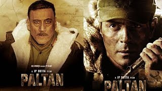 Paltan - Official Trailer |Full Movie | Jackie Shroff, , Sonu Sood | J P Dutta Film | 7 Sep