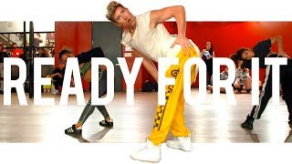 Download Lagu Taylor Swift - Ready For It | Choreography With Bobby Newberry Gratis STAFABAND