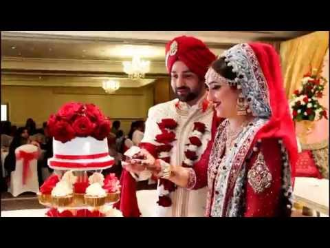 Pakistani Wedding Video Highlights l London l UK l 2014 l Mazen
