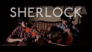 Sherlock (BBC) Medley - Cover by Albert Chang and Kevin Chung