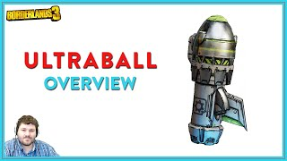 Do Not Taunt Happy Fun Ball | Borderlands 3 | Ultraball Legendary Grenade
