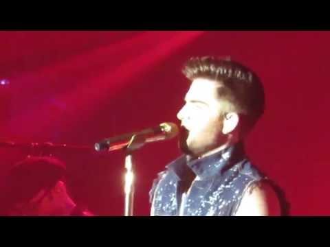 Queen & Adam Lambert, Stuttgart - Radio Gaga