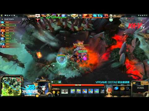 VG vs Ehome Game 2 - VPGame Pro League Play-off - @Durkadota & Slesh