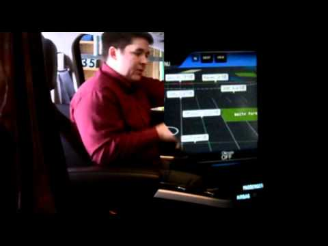IHS Auto Reviews: MyFord Touch Demo on 2011 Ford Edge