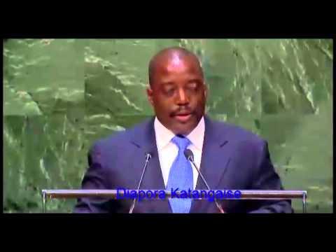 Discours de Joseph Kabila à l'Assemblée générale de l'ONU 2014