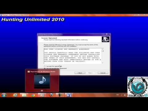 Como Descargar E Instalar Hunting Unlimited 2010 Full Ingles (MediaFire)¡¡¡¡¡¡¡