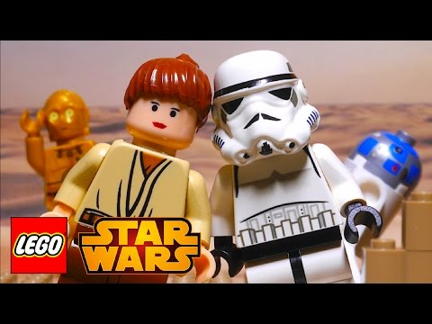 LEGO Star Wars: Storm Trippin 2 - A New Home