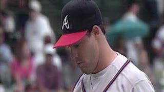 Maddux's 76-pitch complete game
