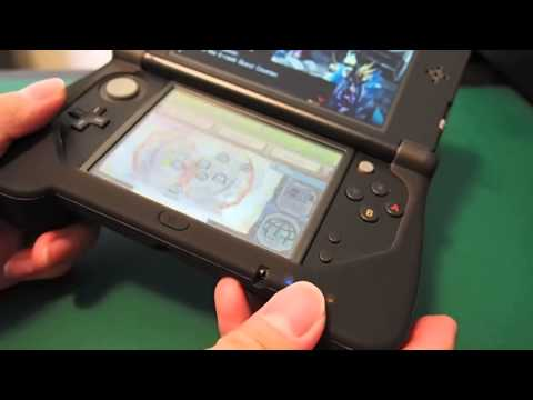 New 3DS XL Comfort Grip by dreamGear unboxing and overview