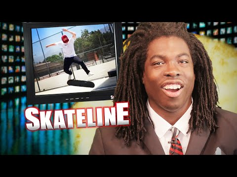 SKATELINE - Shane Oneill, Riley Hawk, Braxton Powers, Zion Wright, WKND & more