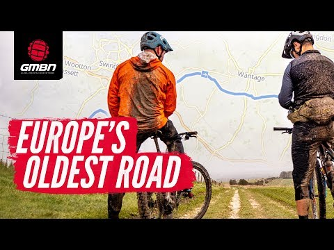 Mountain Biking The Oldest Road In Europe | GMBN Epic Ride
