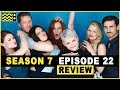 Once Upon A Time Season 7 Episode 22 Review w/ Rose Reynolds | AfterBuzz TV