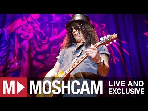 Slash ft. Myles Kennedy &amp; The Conspirators - Nightrain (Live in Sydney)