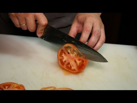 Chef Kenji López-Alt reviews knives for Consumer Reports